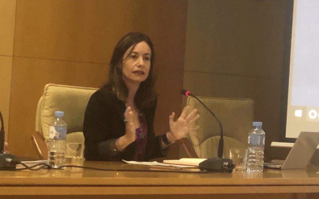 Abigail Fernández, Letrada y portavoz del SISEJ, nueva Directora del Centro de Estudios Jurídicos del Ministerio de Justicia